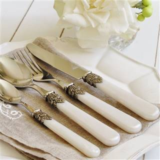 £44.99<br /><a href='/kitchen-and-tableware/cutlery/cream-24pc-cutlery-set' target='' title=''>for more details</a>
