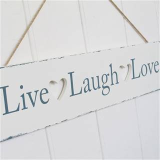 <strike>£14.99</strike> <span class='errorText'>£9.99</span><br /><a href='/home-accessories/decorative-items/live-laugh-love-sign-plaque' target='' title=''>for more details</a>
