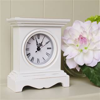 £14.99<br /><a href='/home-accessories/clocks/mantel-clock-shabby-chic-white' target='' title=''>for more details</a>