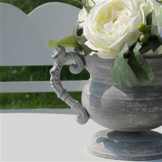 £24.99<br /><a href='/home-accessories/vases-and-planters/grey-metal-urn-planter' target='' title=''>for more details</a>
