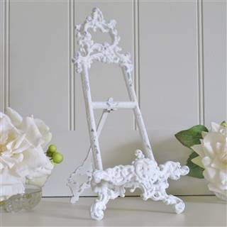 £11.99<br /><a href='/weddings/accessories/white-easel-table-top-weddings' target='' title=''>for more details</a>