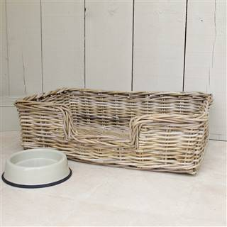 From £39.99<br /><a href='/pet-accessories/pet-accessories/wicker-dog-bed-basket' target='' title=''>for more details</a>