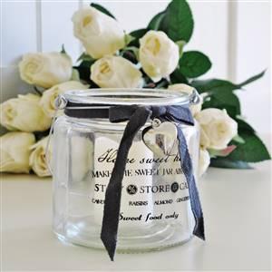 Candle Holder Jar