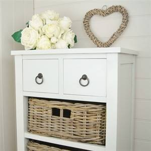 Drawer Basket Storage Unit