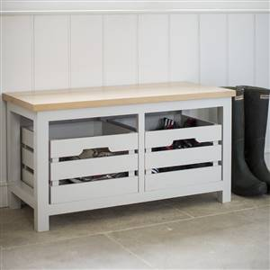 Emsworth Storage Bench