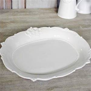 French Style Serving Platter