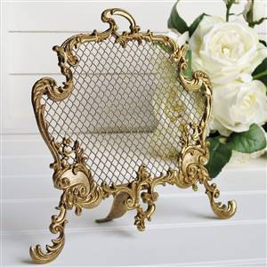 Gold Jewellery Stand Frame