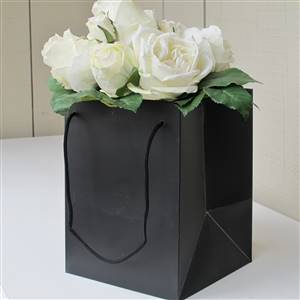 Medium Black Gift Bag