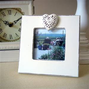 Heart Picture Frame SECONDS
