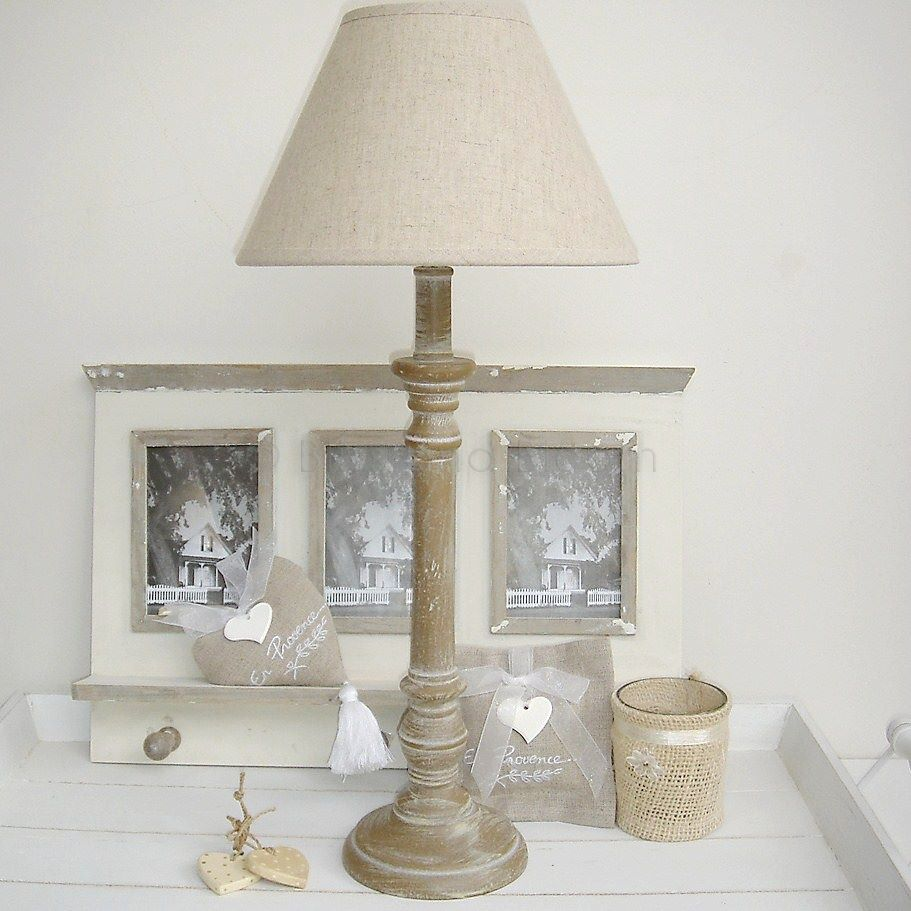Table Lamp Linen Shade H53cm Bliss And Bloom Ltd