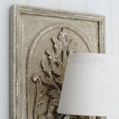 French style wall light with shade bliss and bloom ltd french style wall light with shade aloadofball Images