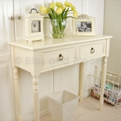 cream console table. Cream Console Table SECONDS. Hover To Zoom Click Here For A Bigger Picture C