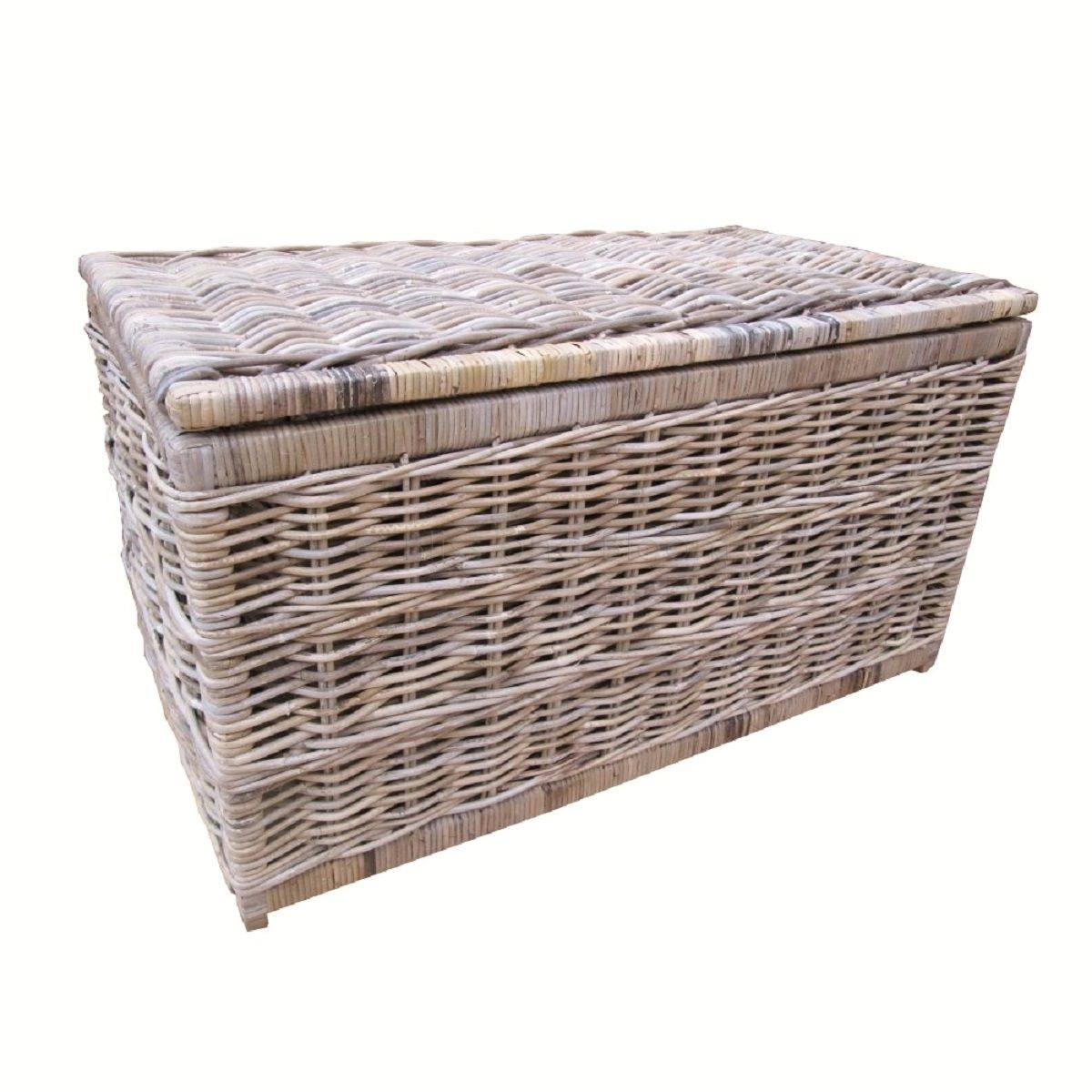 Storage Chest Trunk Rattan Bliss And Bloom Ltd