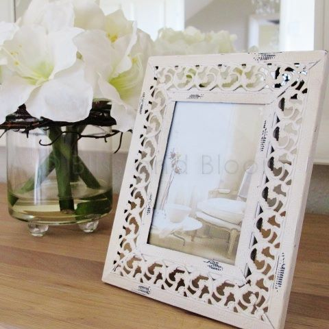 Rococo style frame large bliss and bloom ltd for Rococo style frame