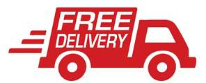 FREE Standard UK Delivery on orders £20 and over - selected products/locations