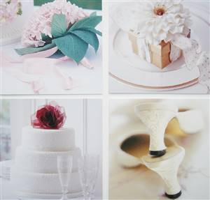 20 Wedding Note Cards Boxed