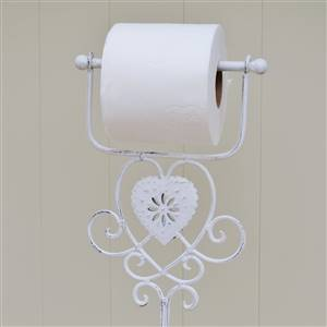 Heart Toilet Roll Holder Stand