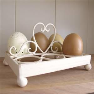 Heart Egg Tray Holder