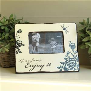 Life Is A Journey Photo Frame