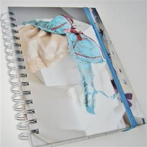 Lingerie Mini Notebook