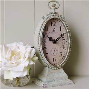 Oval Mantel Clock