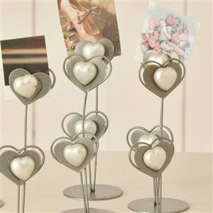 Heart name card holder x 1 SECONDS