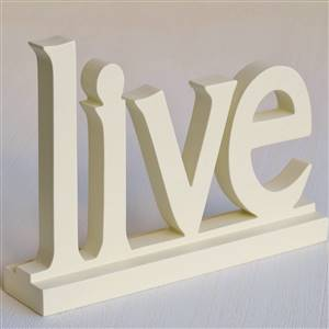 Cream Live sign
