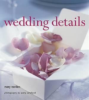 Wedding Details Paperback