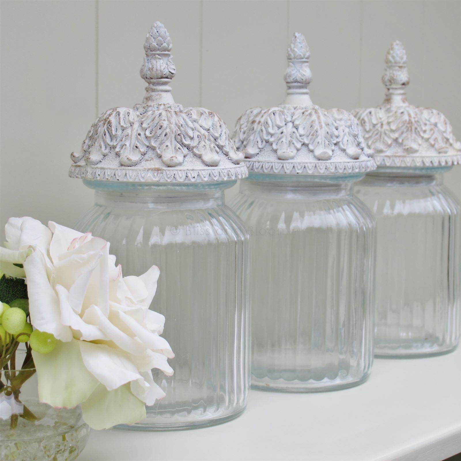 tea coffee sugar glass jars bliss and bloom ltd. Black Bedroom Furniture Sets. Home Design Ideas